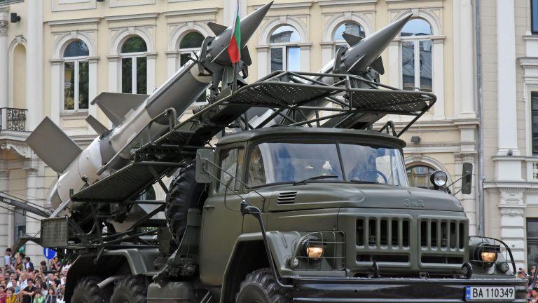 ПВО системата С-125