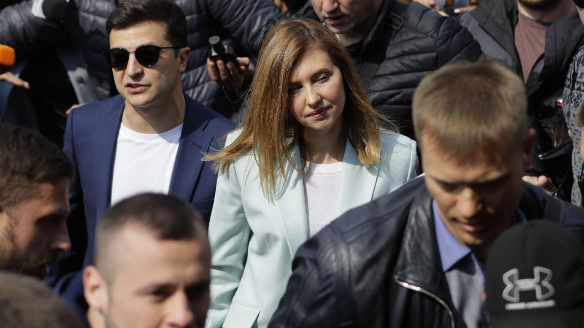"""""""Апартаментгейт"""" и в Украйна: Съпругата на Зеленски купила евтин пентхаус от магнат"""