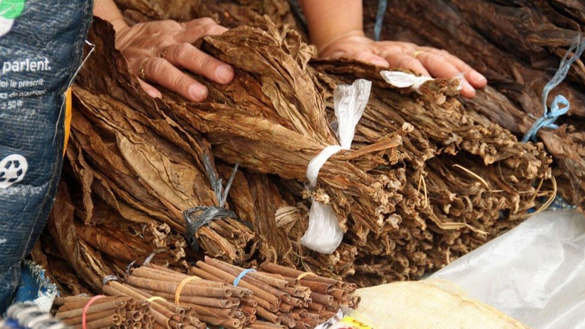 20 тона контрабанден тютюн от България задържаха в Хонконг
