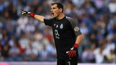 Касияс ще става ръководител на испанския футбол