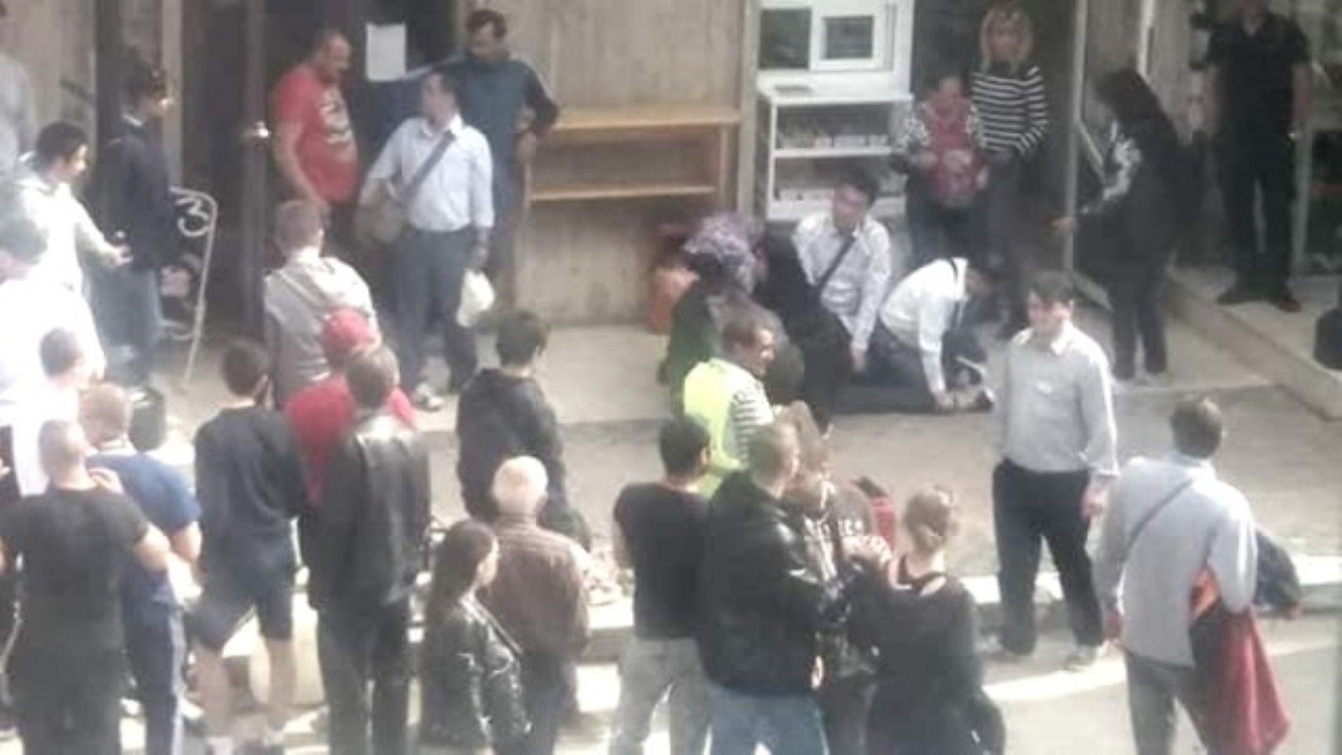 Китайски туристи обезвредиха джебчийка във Велико Търново