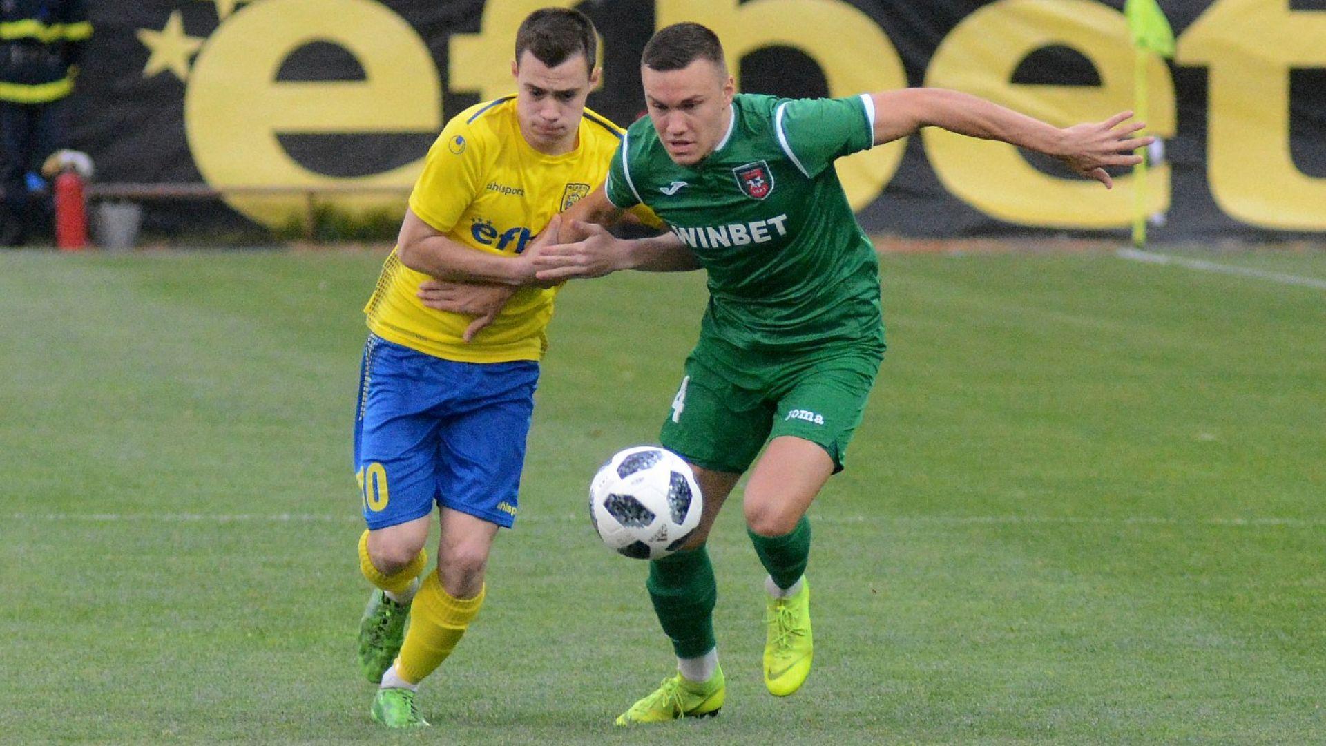 БФС променя формата на Първа лига
