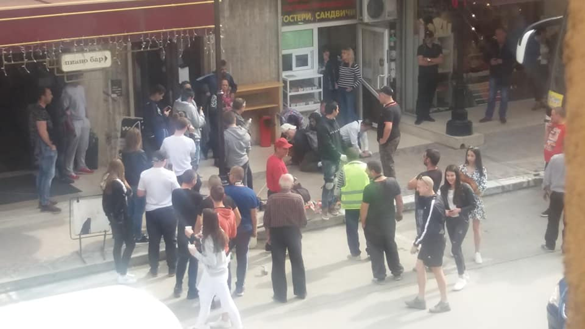 """Осъдиха джебчийката, """"обезвредена"""" от китайски туристи"""