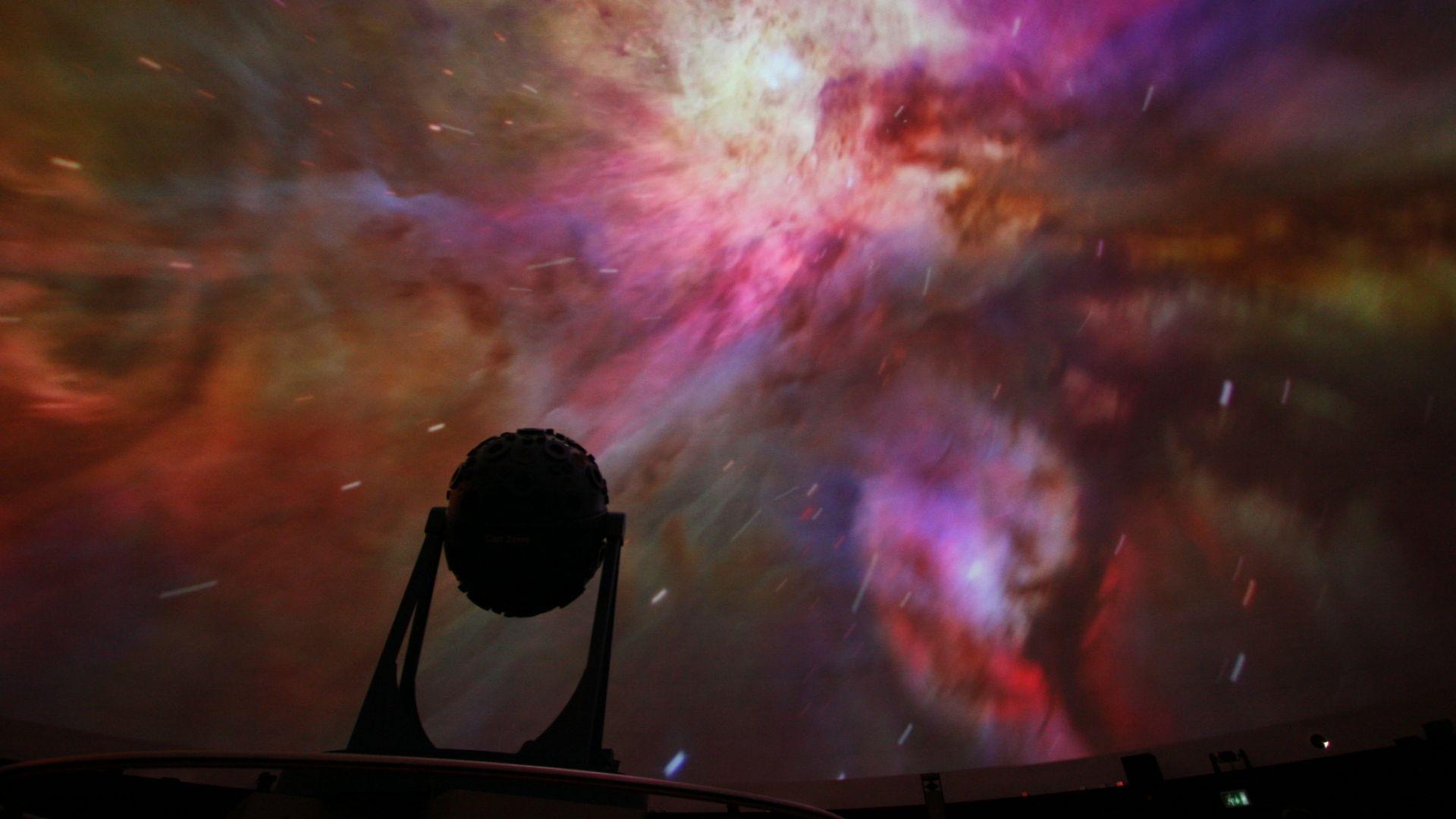 Учени настояват за създаването на Планетариум в София