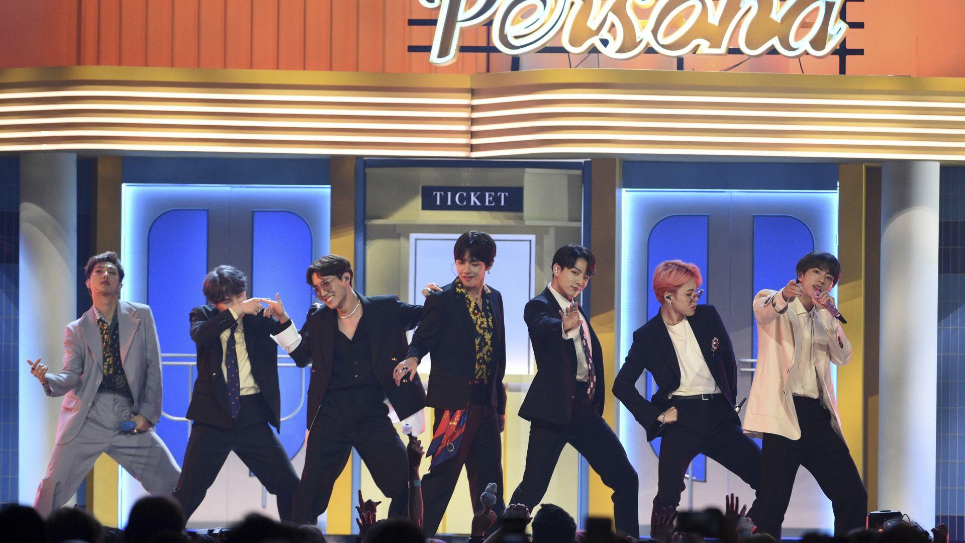 BTS издаде сингъл на японски език