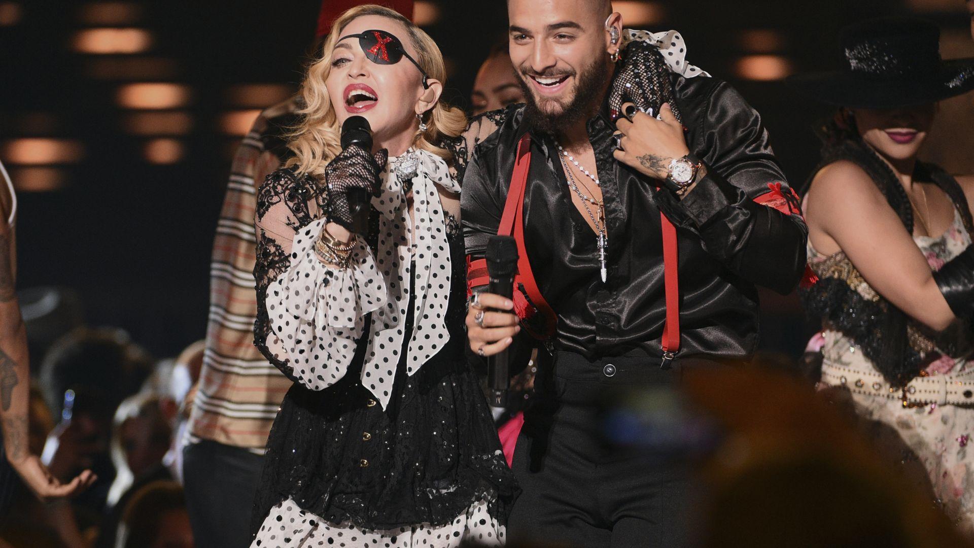 """Мадона за """"Евровизия"""": Няма да спра да пея заради нечии политически интереси"""
