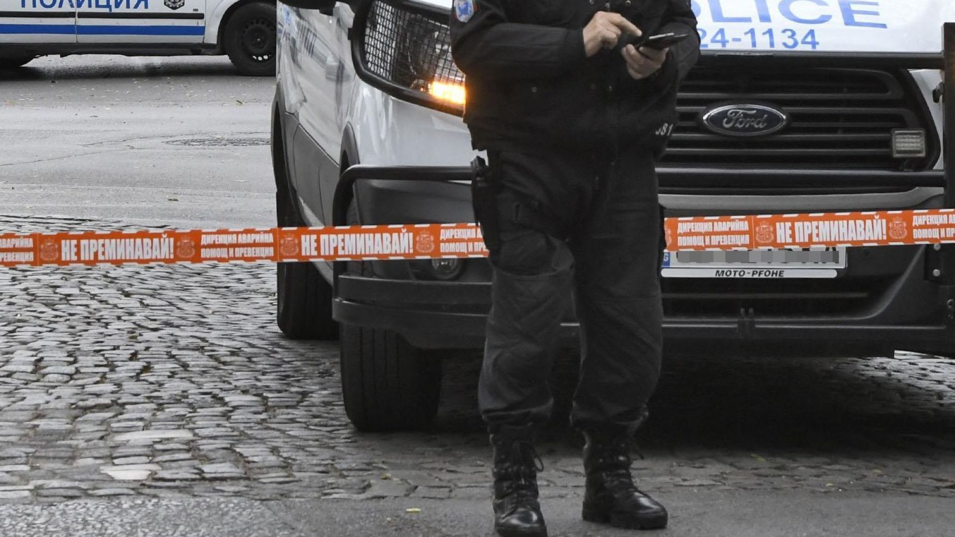 Тийнейджър е заподозрян за убийството на психично болен в центъра на Ножарево