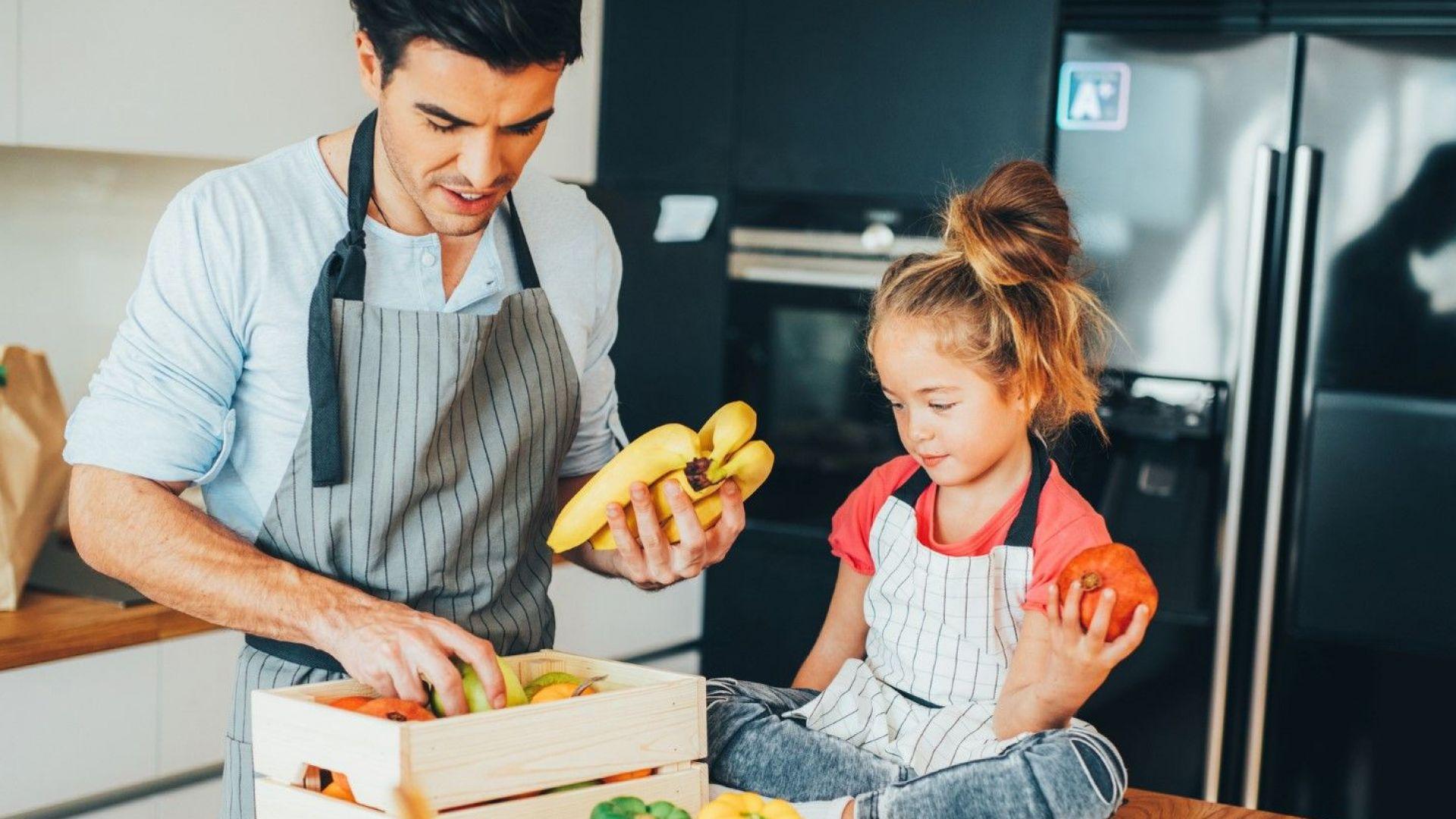 Капризните деца да се хранят прави