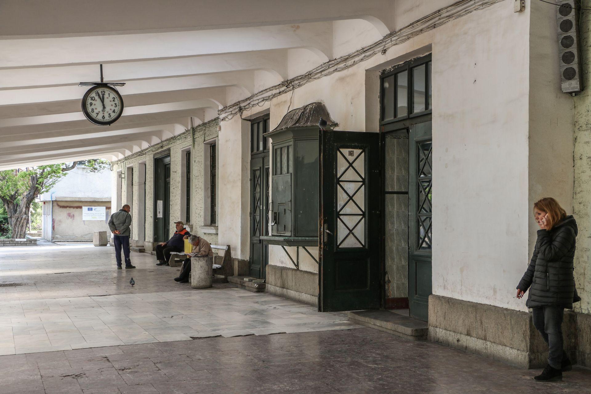 Гарата е била снимачна площадка на редица български и чуждестранни филми