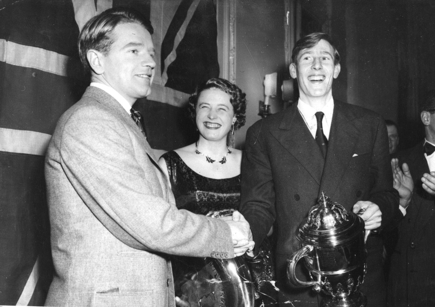 Спортист на годината във Великобритания за 1954 г.