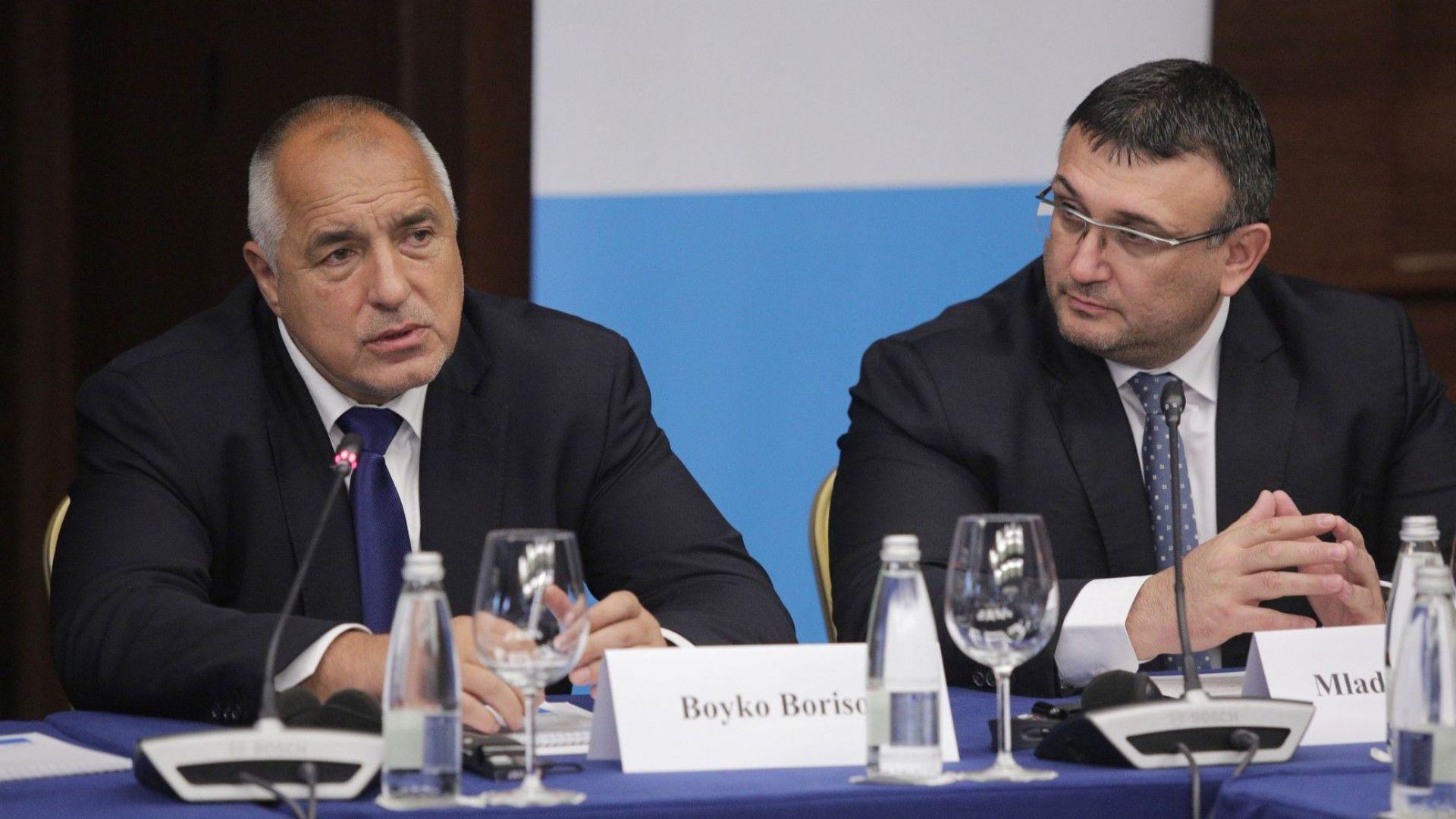 Младен Маринов поиска надграждане на интегрираното управление на външните граници