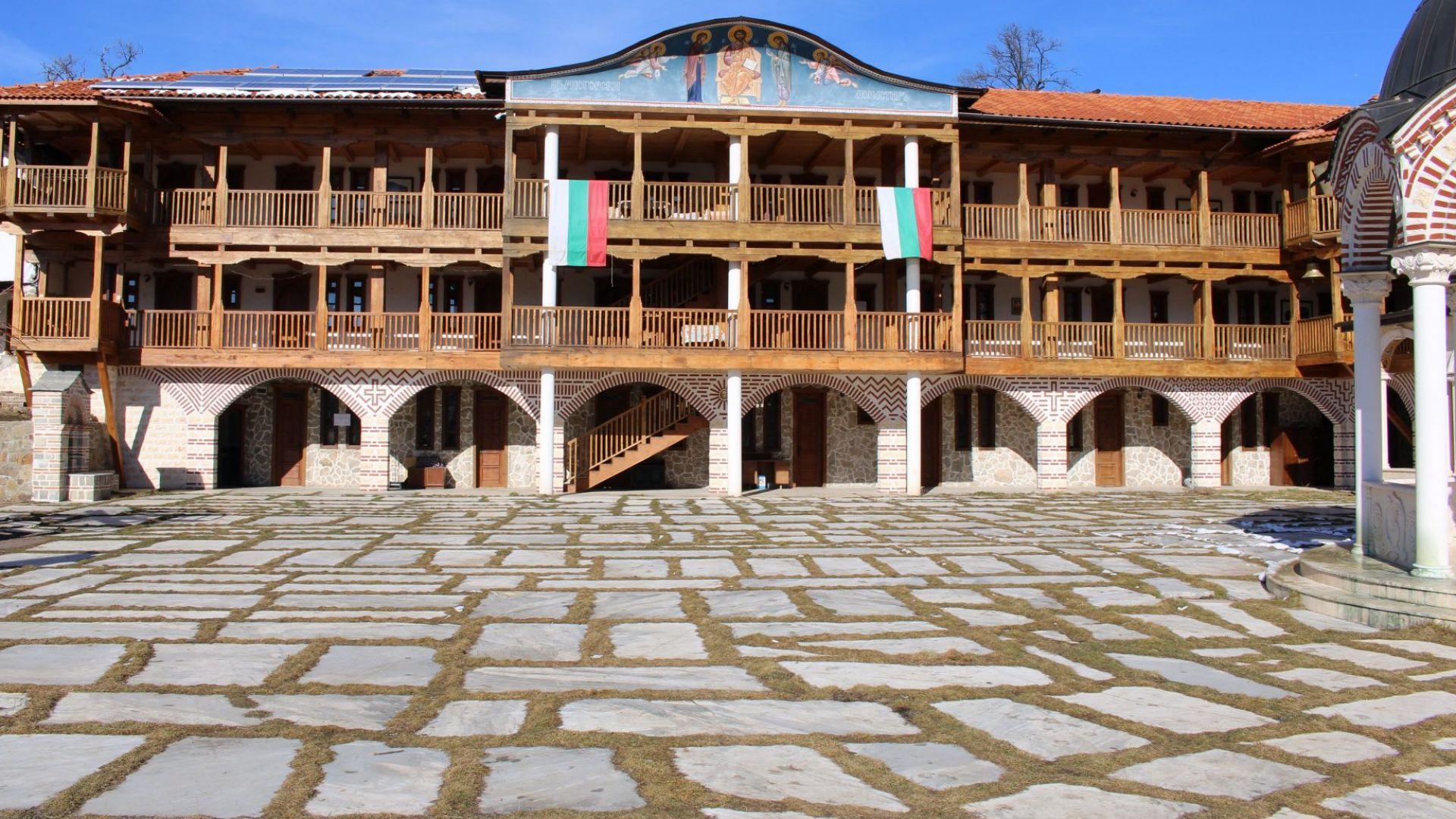 Продават Гигинския манастир на търг заради дълг към КТБ