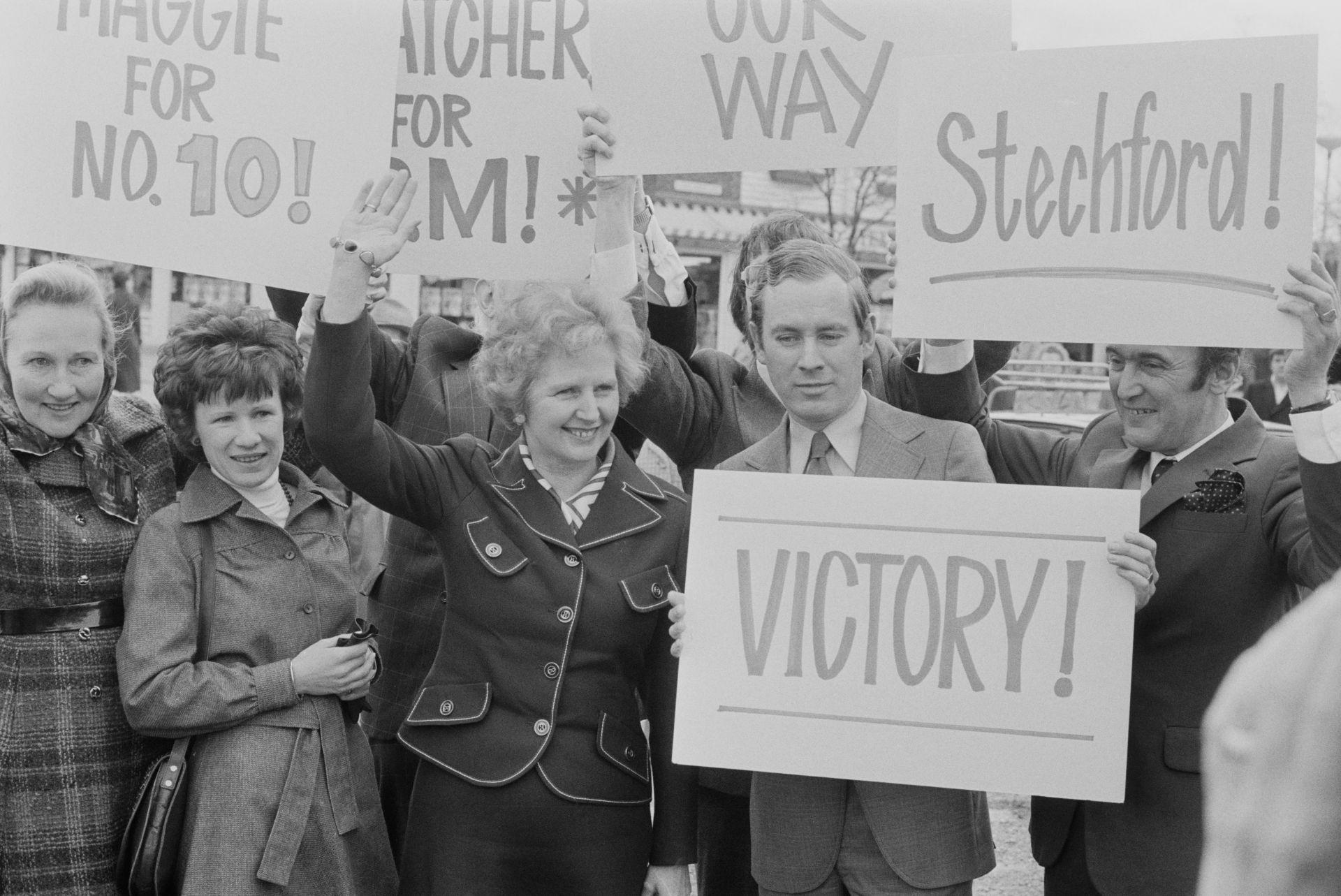 Маргарет Тачър: Някои битки се водят повече от веднъж, за да бъдат спечелени