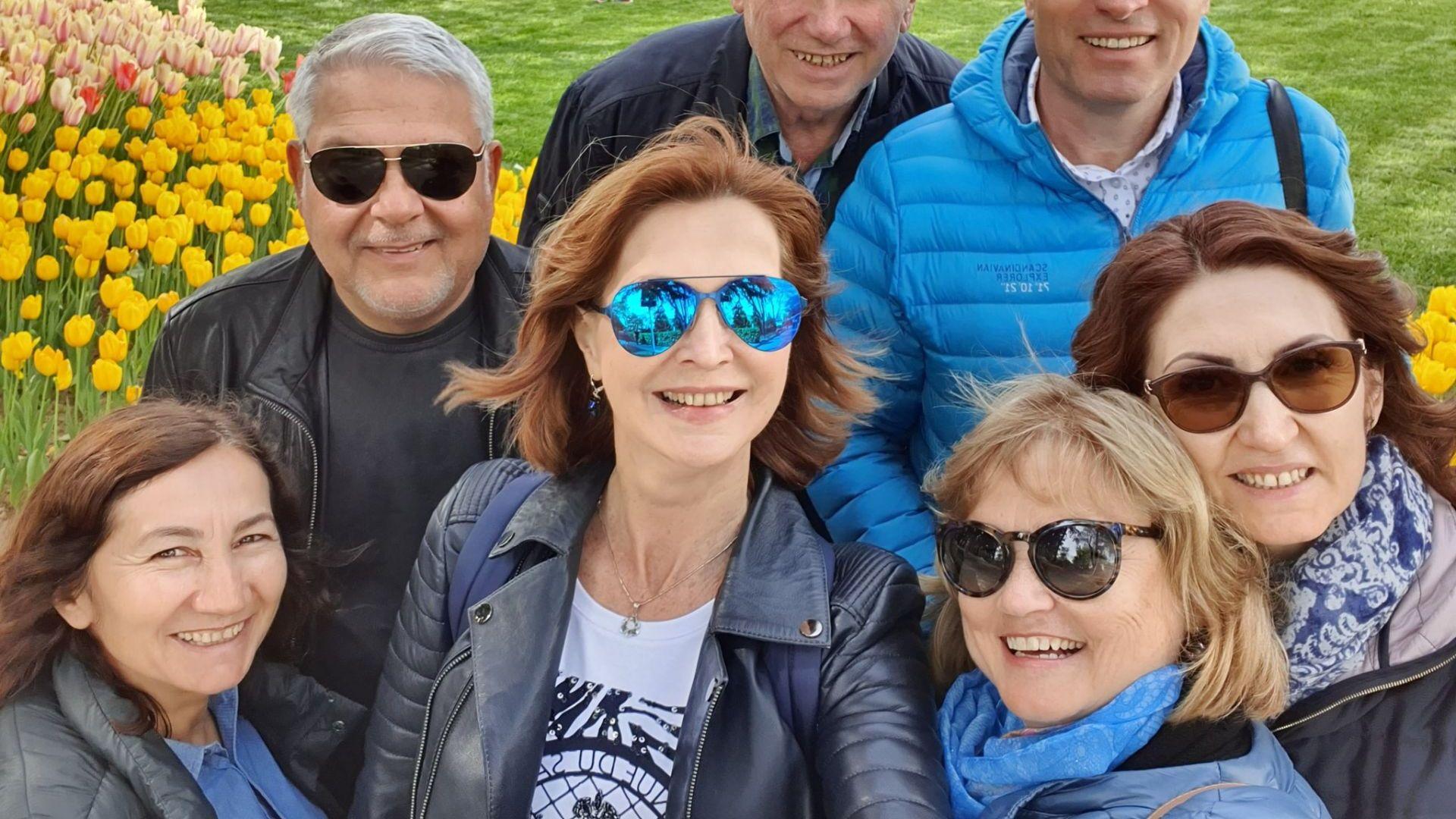 Роси Кирилова и Лили Вучкова заедно в Истанбул