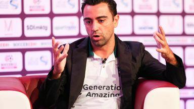 Шави се размечта за Барселона, иска да започне проект от нулата