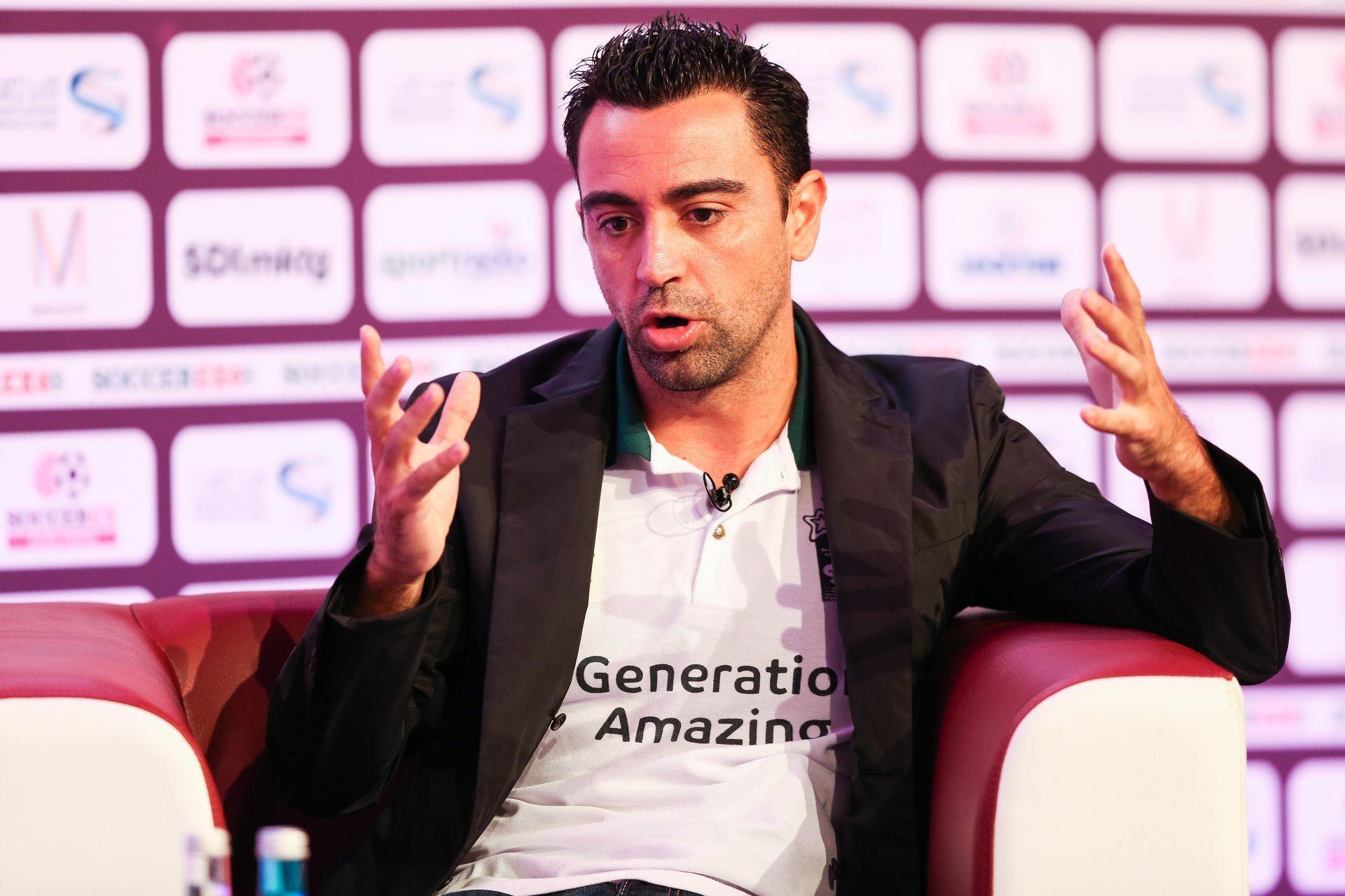 Днес Шави е част от програмата Generation Amazing, с която Катар опитва да превърне Мондиал 2022 в паметно събитие