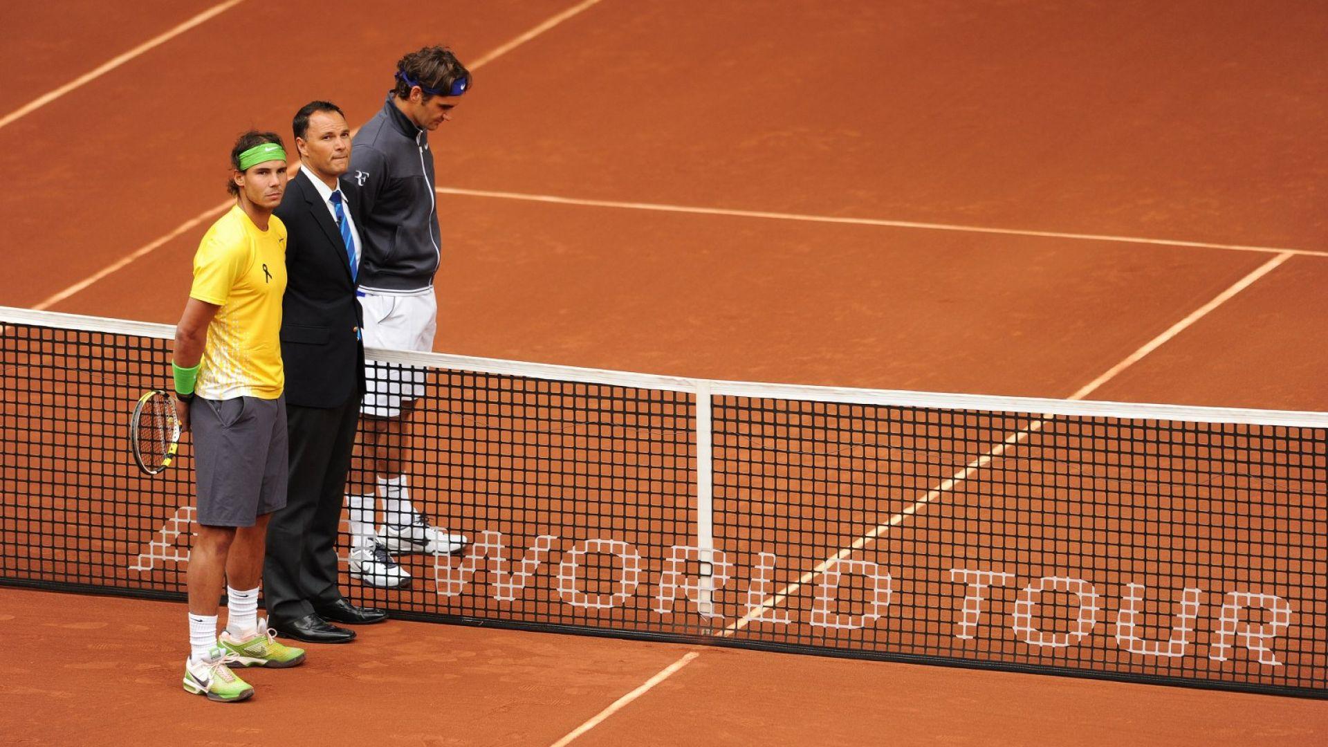 Още един удар за тениса - отмениха мадридския Мастърс