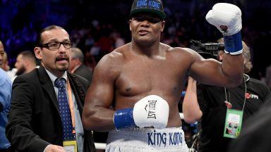 Кинг Конг се завръща на ринга през ноември