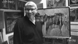 Иван Андонов: В живописта се спасявам от отчаянието, грубостта и нахалството
