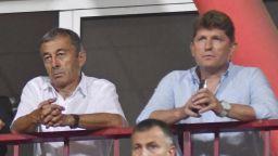 ЦСКА отговори на обвиненията и заплаши медиите, свързани с Домусчиев