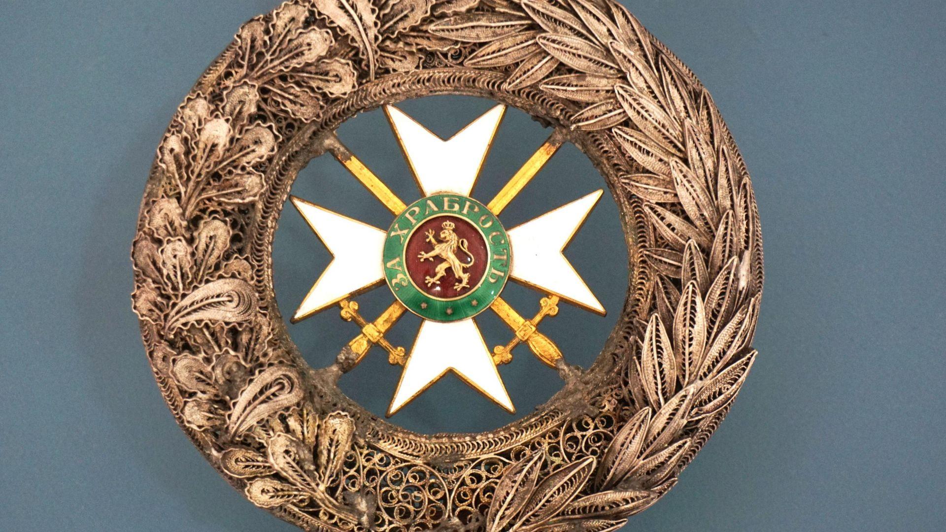 Показват първите български отличия във Военноморския музей във Варна (снимки)