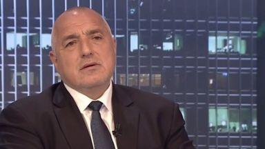 Борисов: Няма да хвърля кърпата, защото от другата страна няма нищо