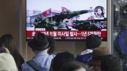 Северна Корея отново е извършила изпитателно изстрелване