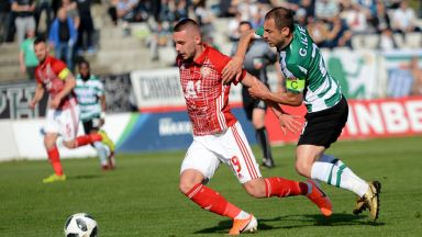 Изхвърлят ЦСКА от елита заради мача с Черно море?