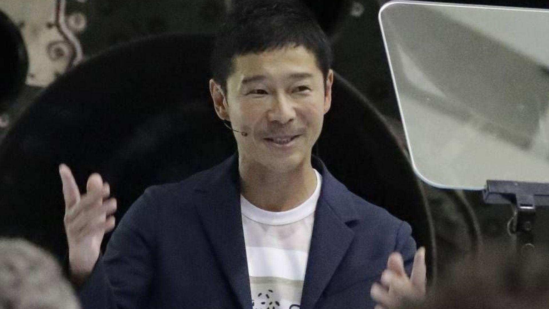 Японски милиардер разпродава скъпи картини заради безпаричие