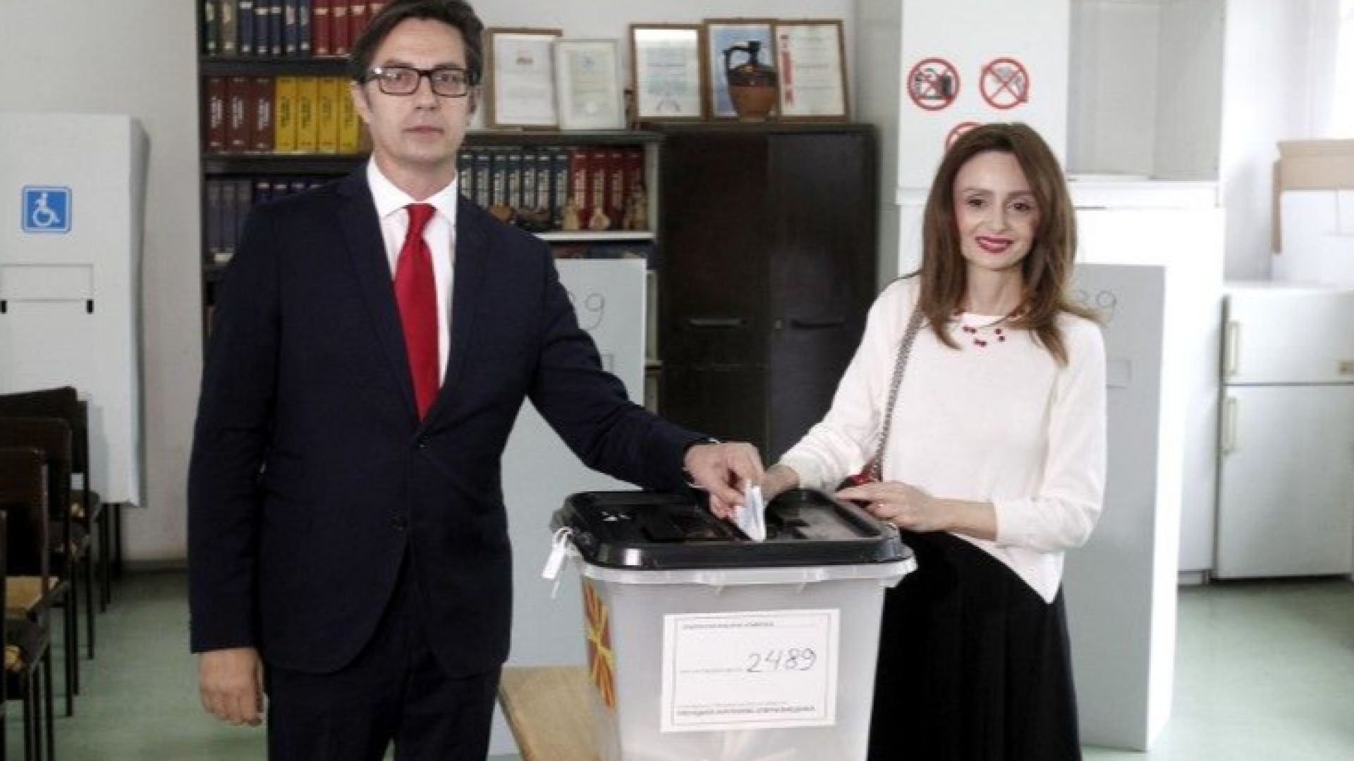 Северна Македония избра новия си президент