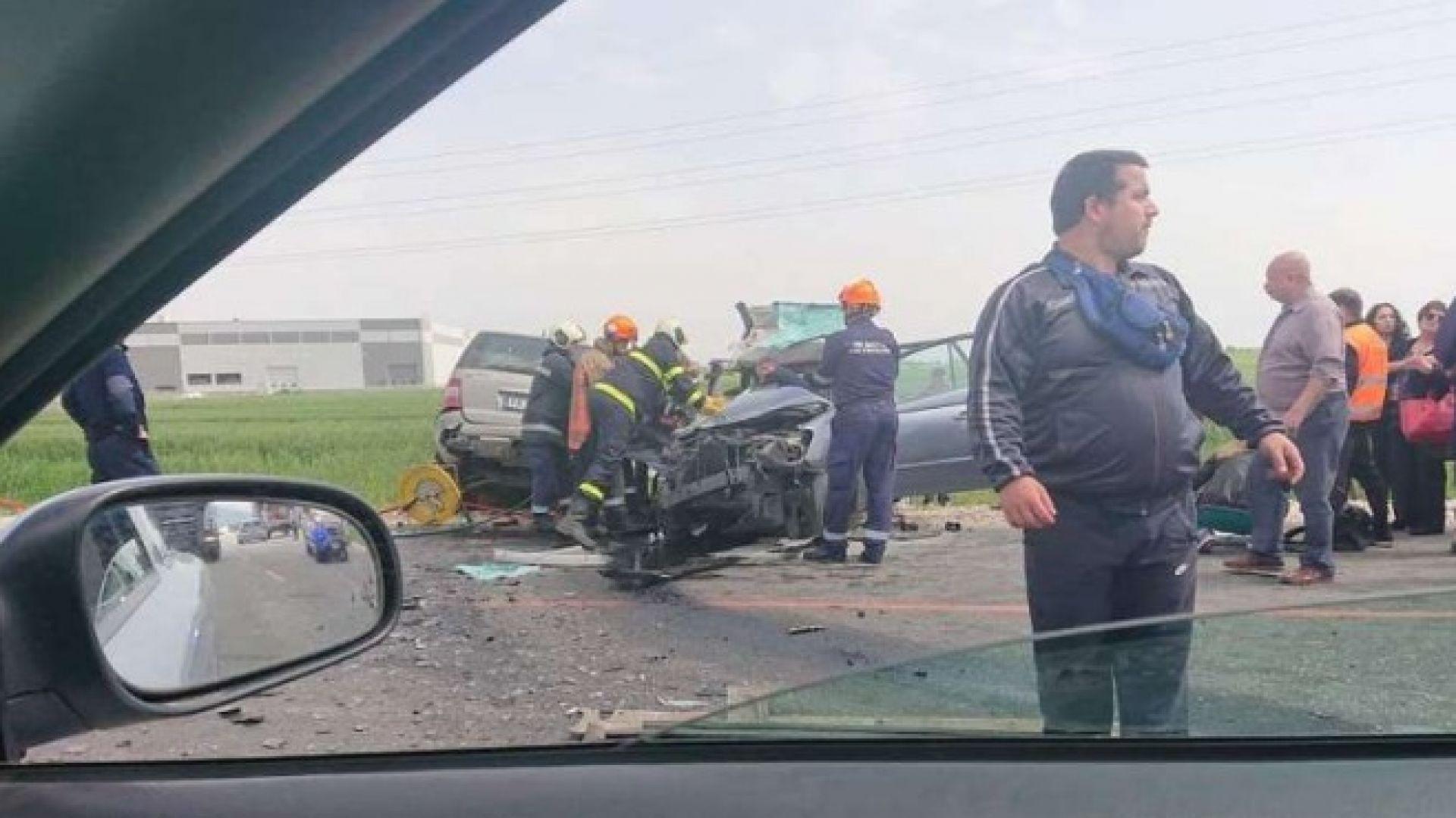 Три станаха жертвите на катастрофата между Пловдив и Асеновград