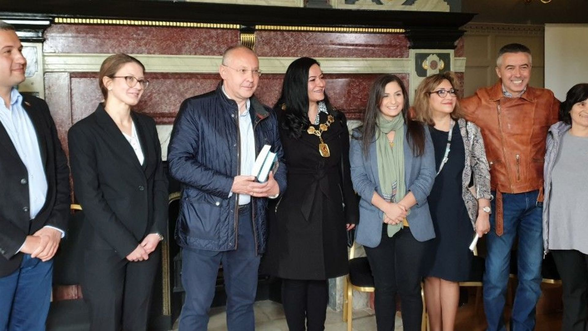 От сърцето на Великобритания Сергей Станишев призова за подкрепа на българите в чужбина