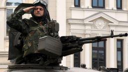 Какво въоръжение показа Българската армията на Гергьовден (видео и снимки)
