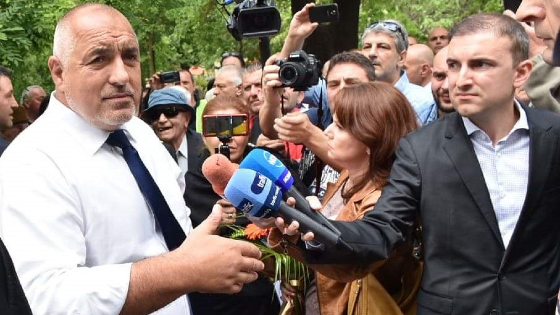 """Премиерът обеща на пловдивчани, че паркът в """"Кършияка"""" няма да се застроява"""