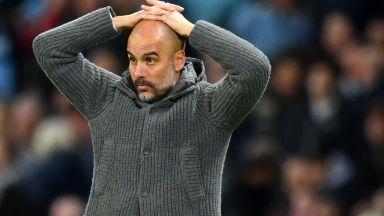 УЕФА изхвърли Манчестър Сити от евротурнирите