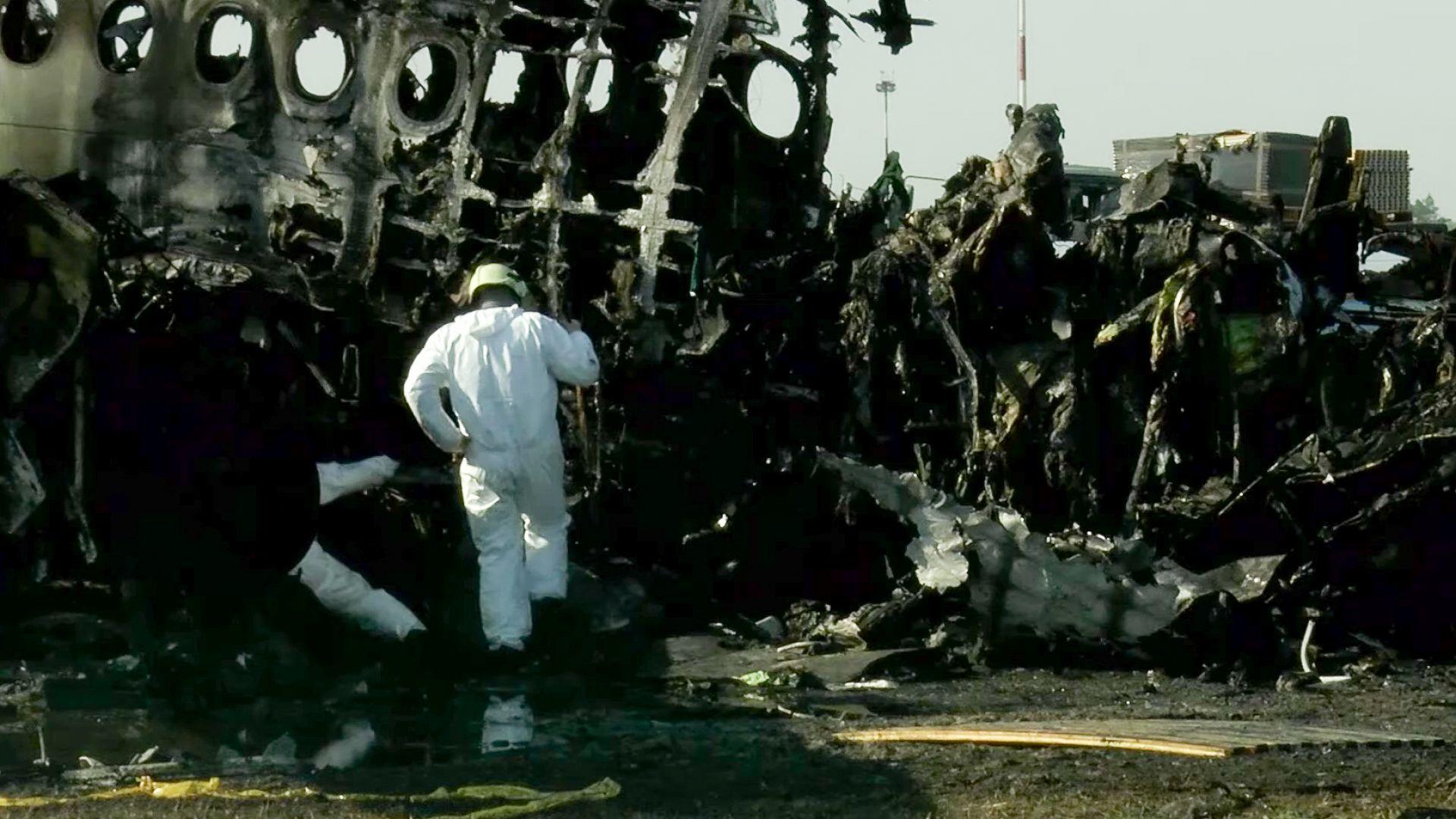 Катастрофата на Сухой Суперджет 100 потвърди системните проблеми на авиацията