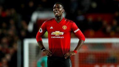 Бивш играч на Юнайтед след среща с Погба: Главата му вече е другаде