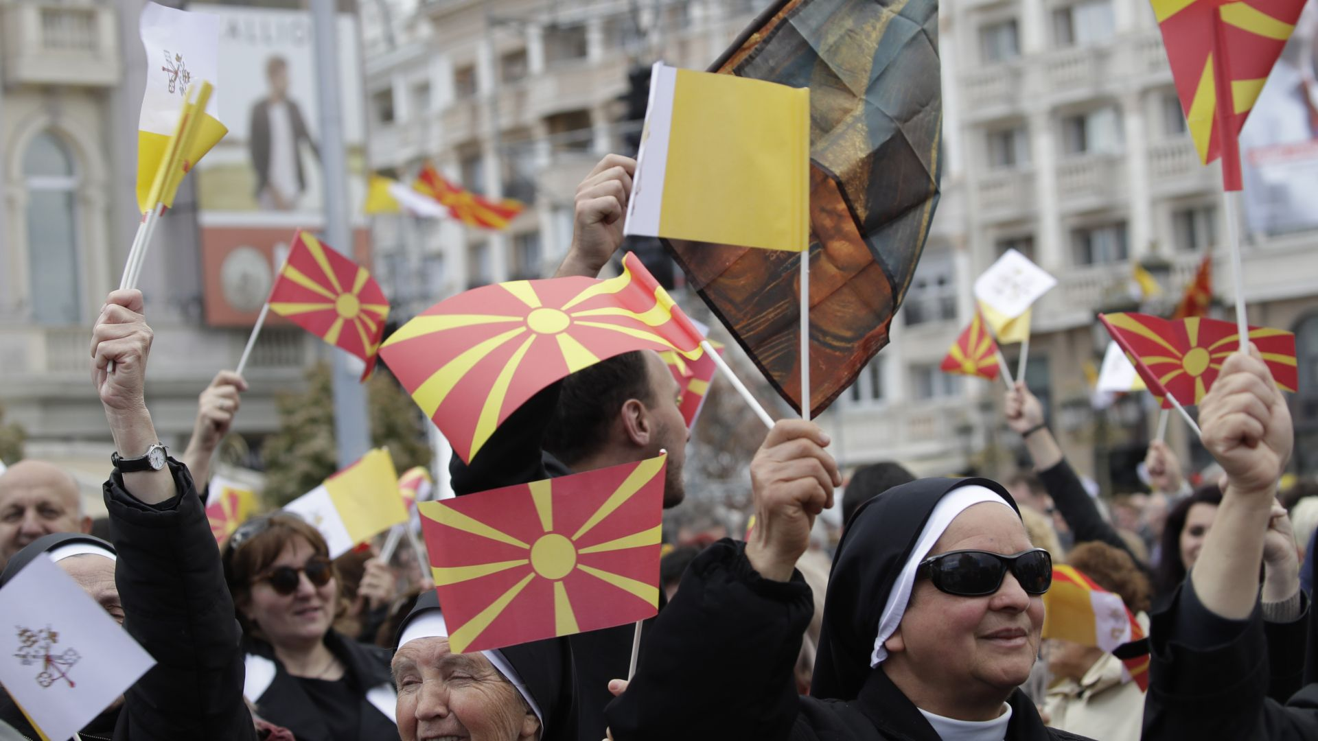 Македония на крачка от приемане в НАТО, Франция я подкрепи