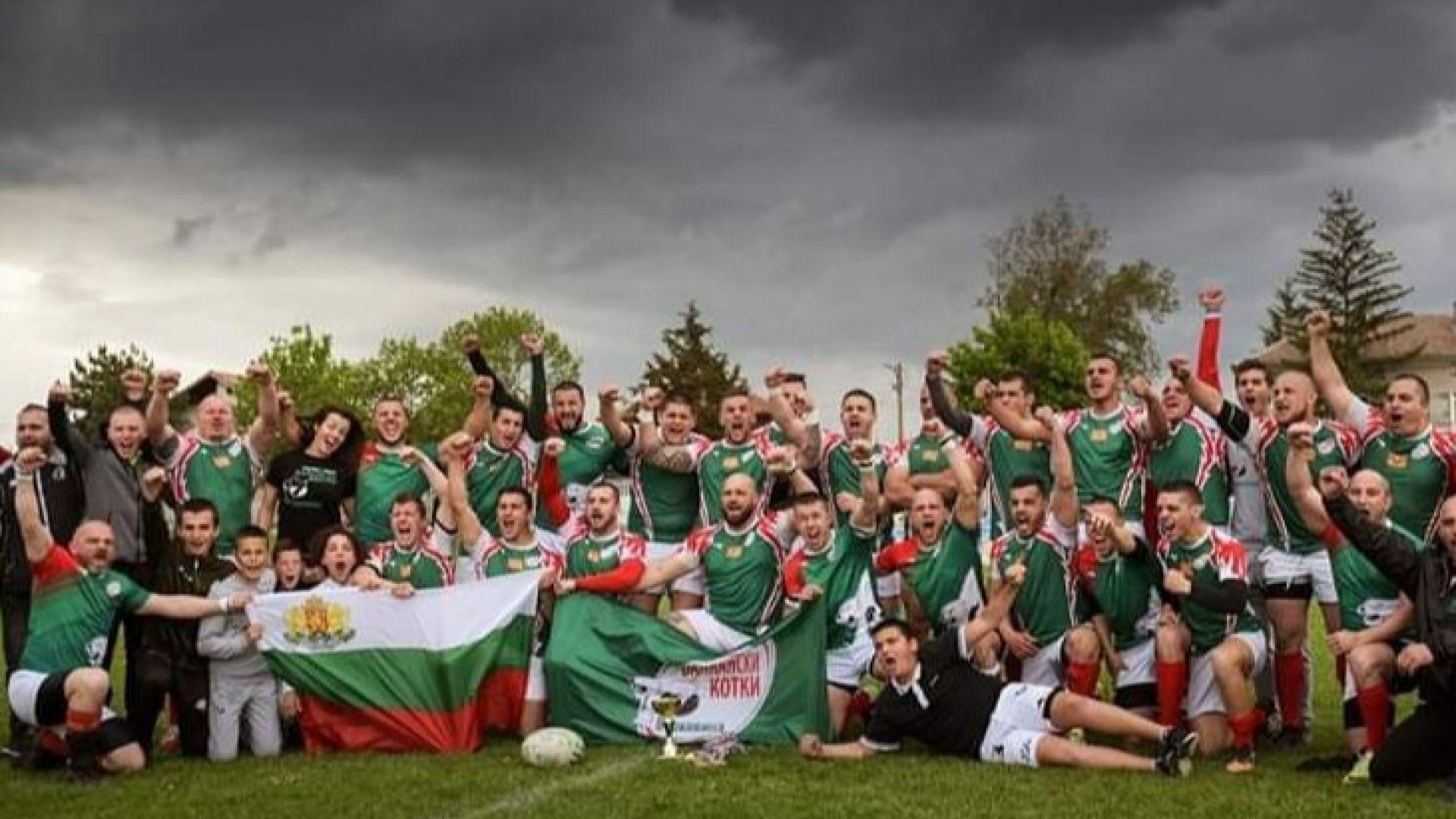 Балканските котки с първа титла след гладиаторски финал срещу Валяците