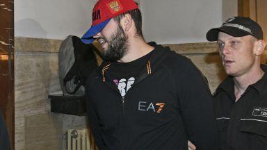Обвиненият за убийството в Борисовата градина извинил отсъствието си с бележка от спортен клуб