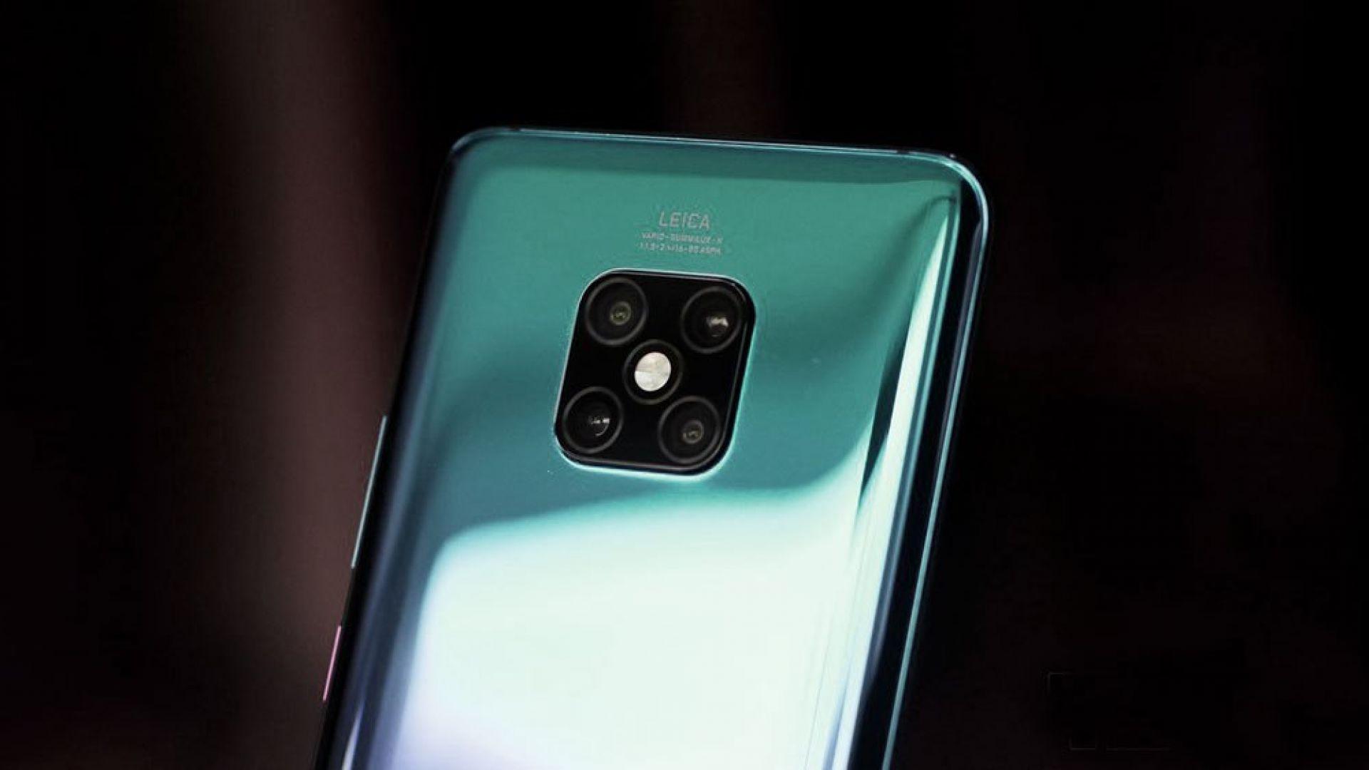 Първа информация за Huawei Mate 30 Pro