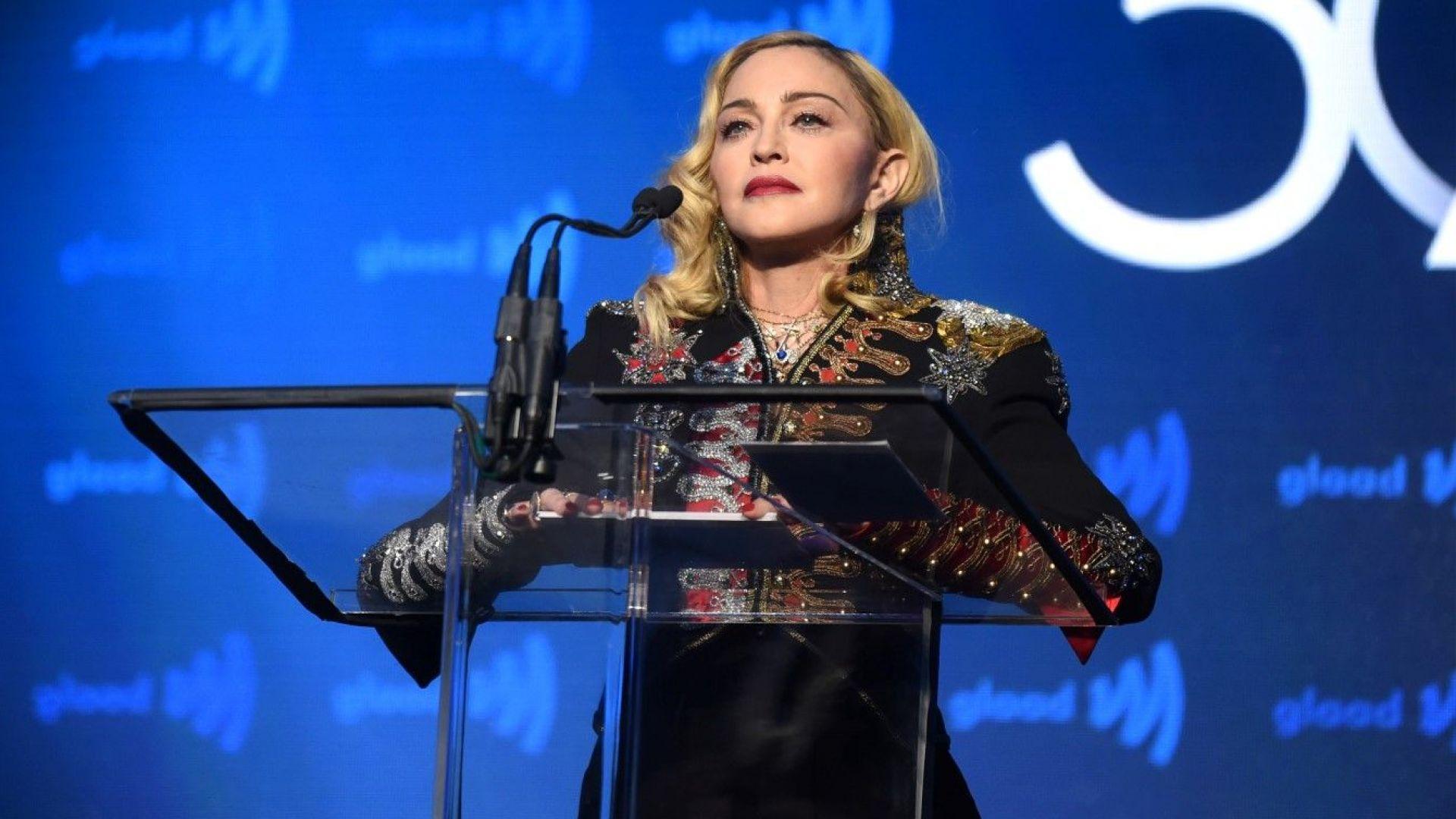 Мадона проговори за обвинението срещу Майкъл Джексън в сексуално посегателство