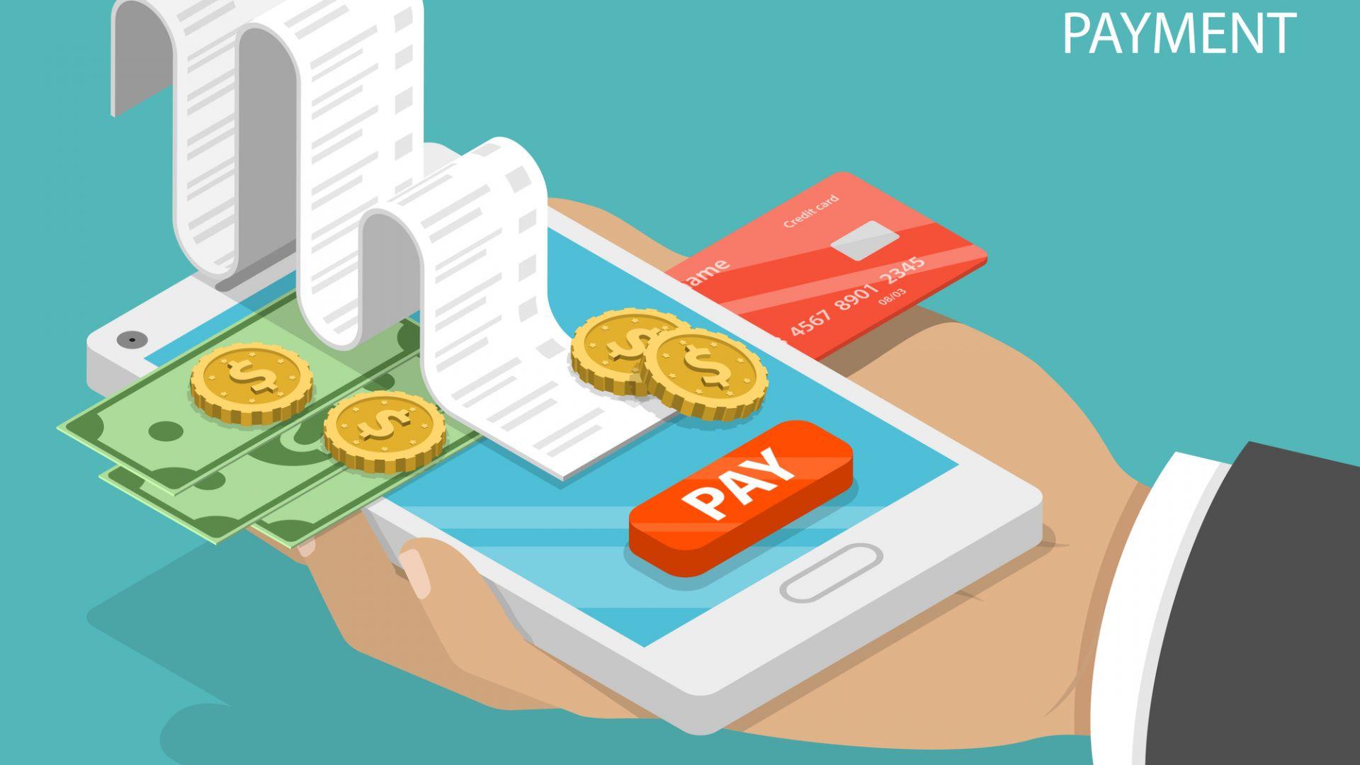 Може да плащате месечните си задължения директно от телефона