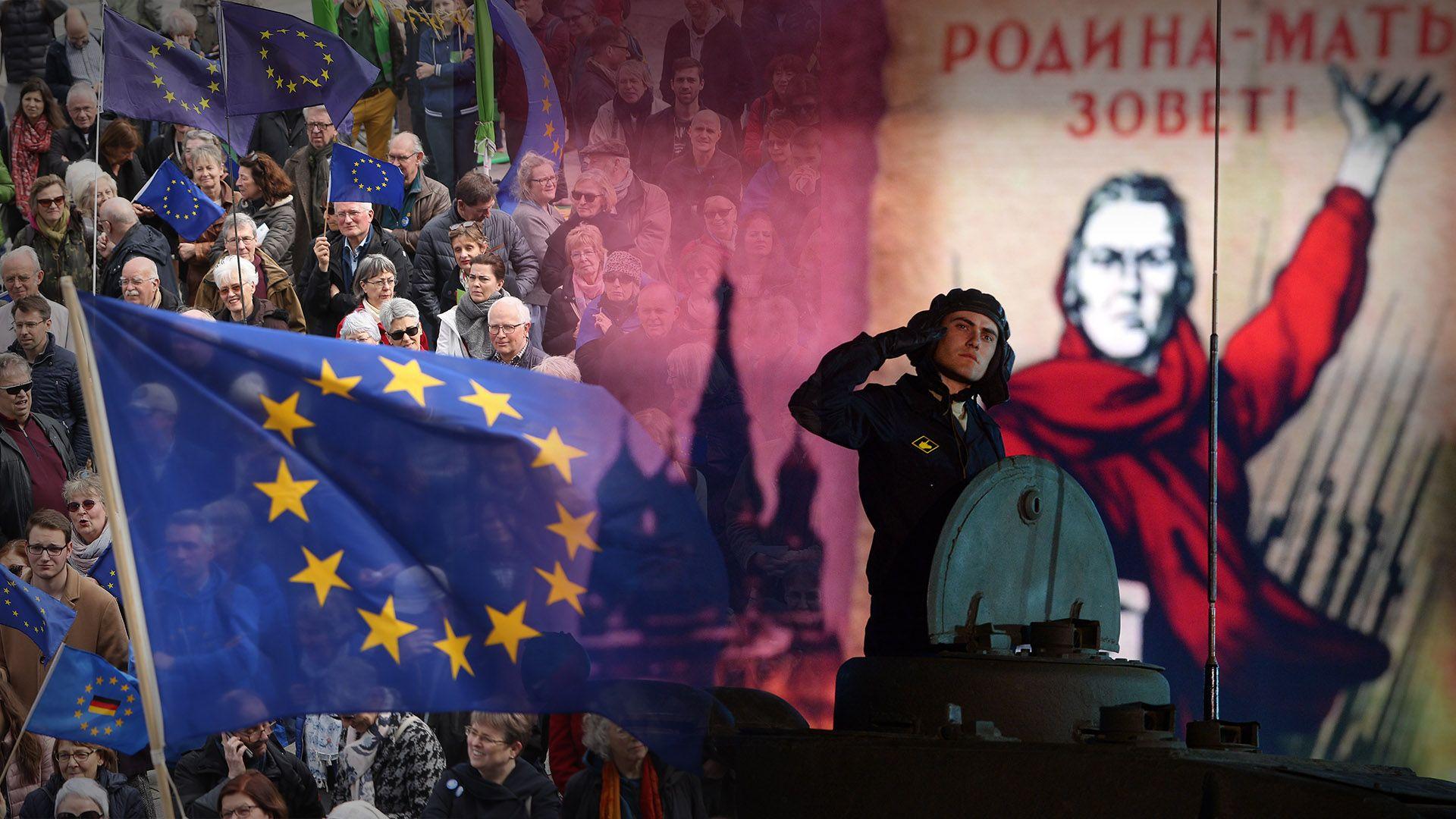 Денят на Европа е празник на Европейския съюз, на единството