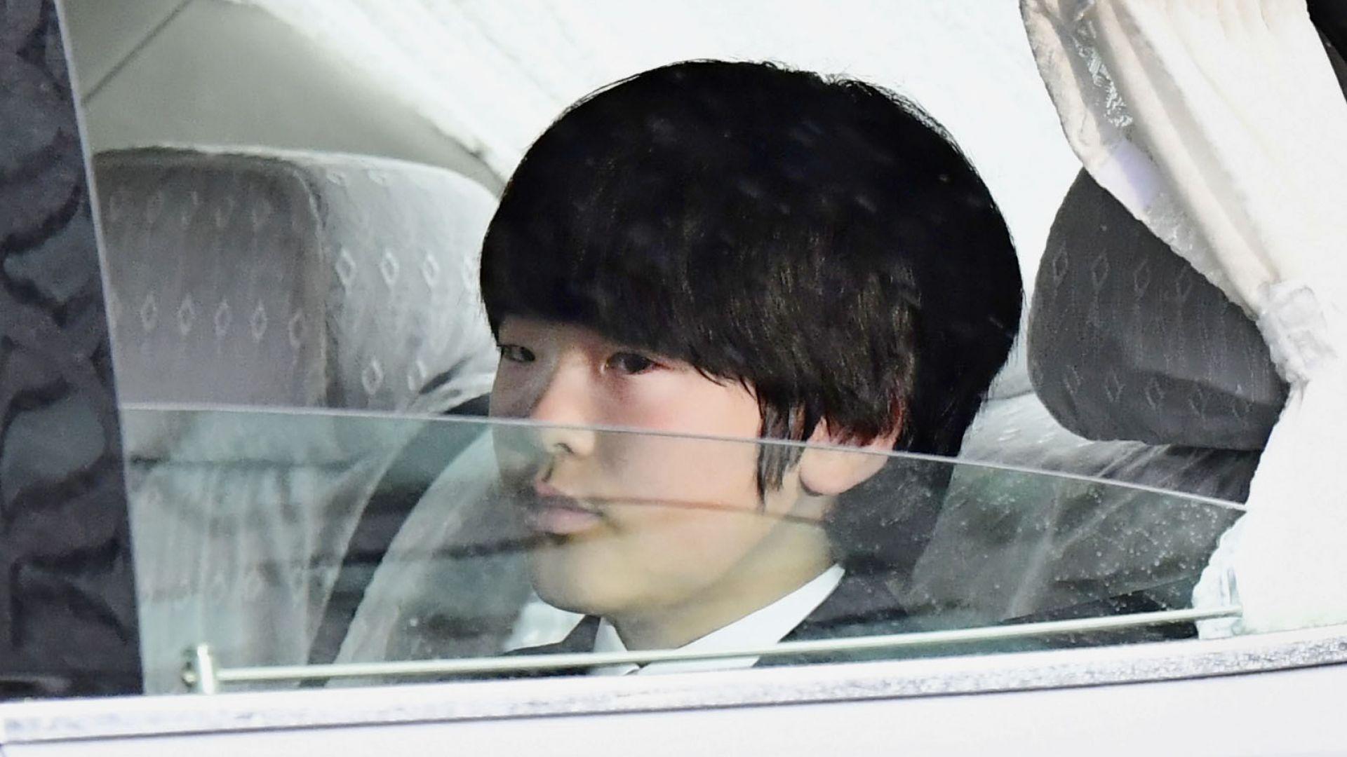 Антимонархист заплашил да убие 12 годишния принц Хисахито