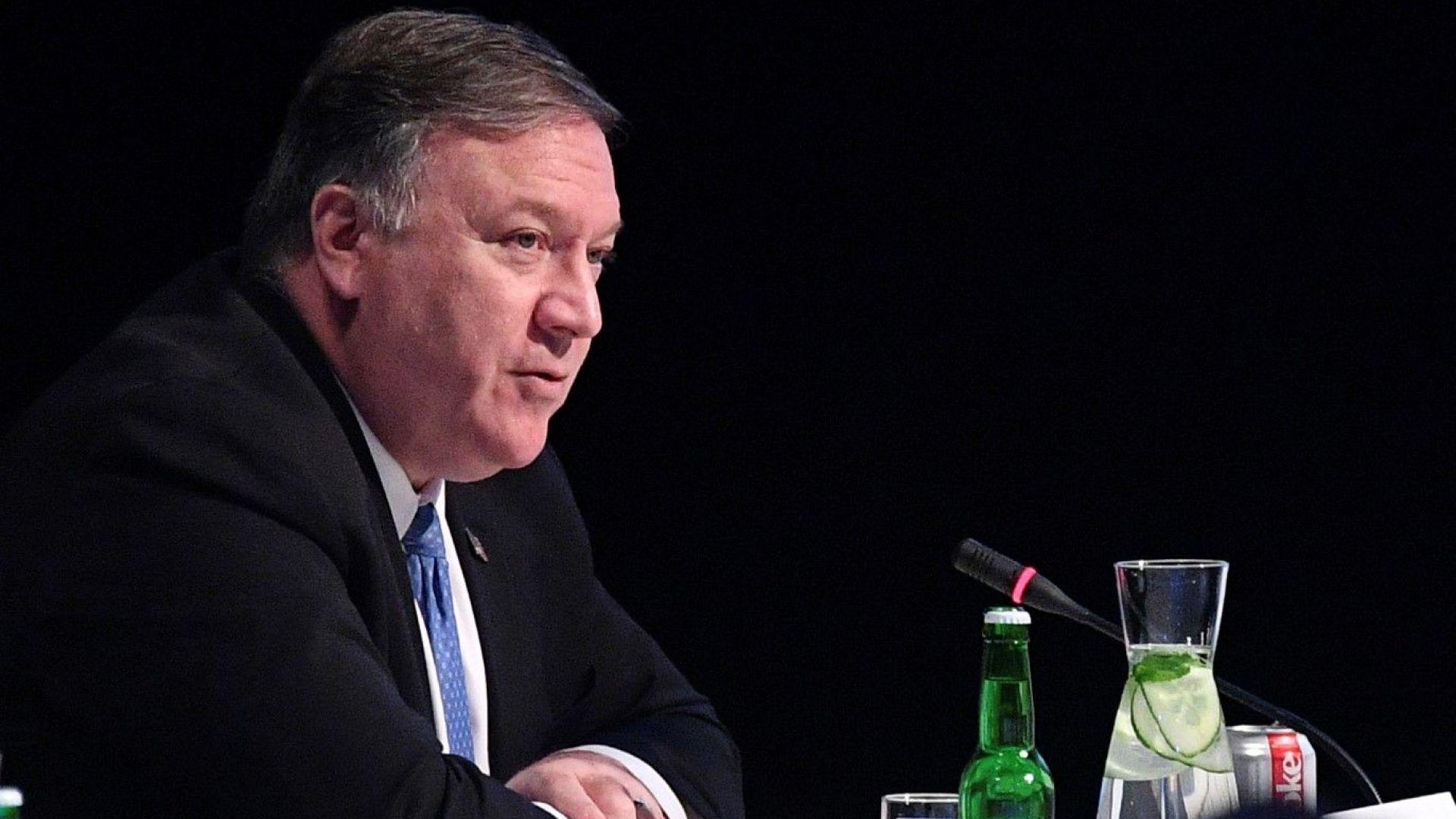 """Вашингтон заплаши Техеран с """"бърз и решителен отговор"""""""