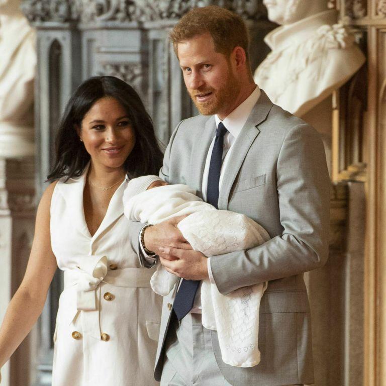 Меган родила в частна лондонска болница