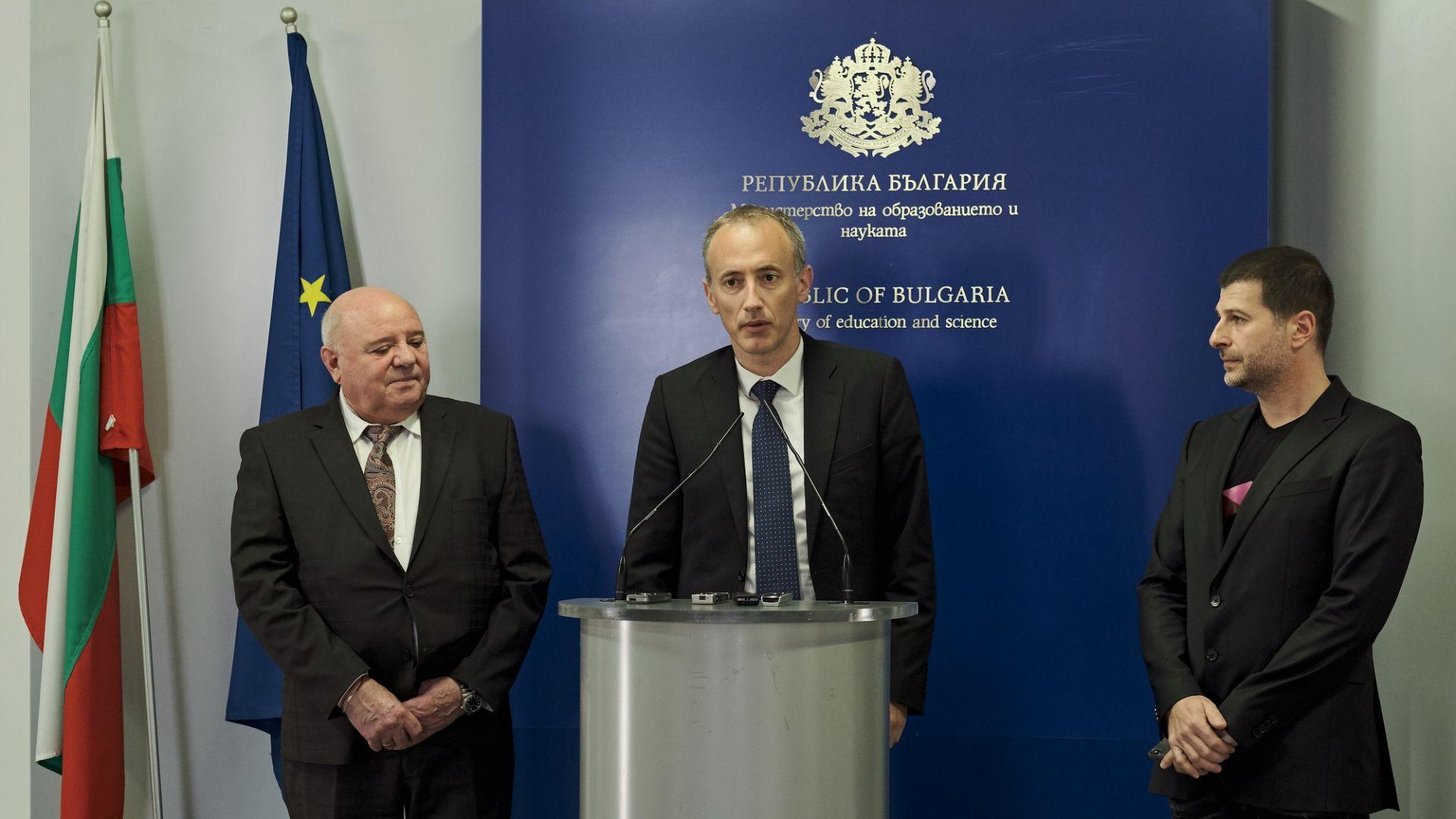 Министър Красимир Вълчев обяви подкрепата си за фестивала