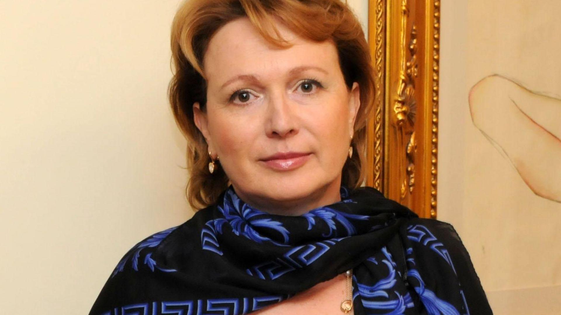 Силва Зурлева напуска Нова телевизия
