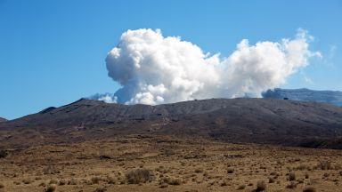 Учени откриха  нов активен вулкан в Чили
